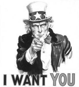 Uncle Sam telling you to join Lokashakti